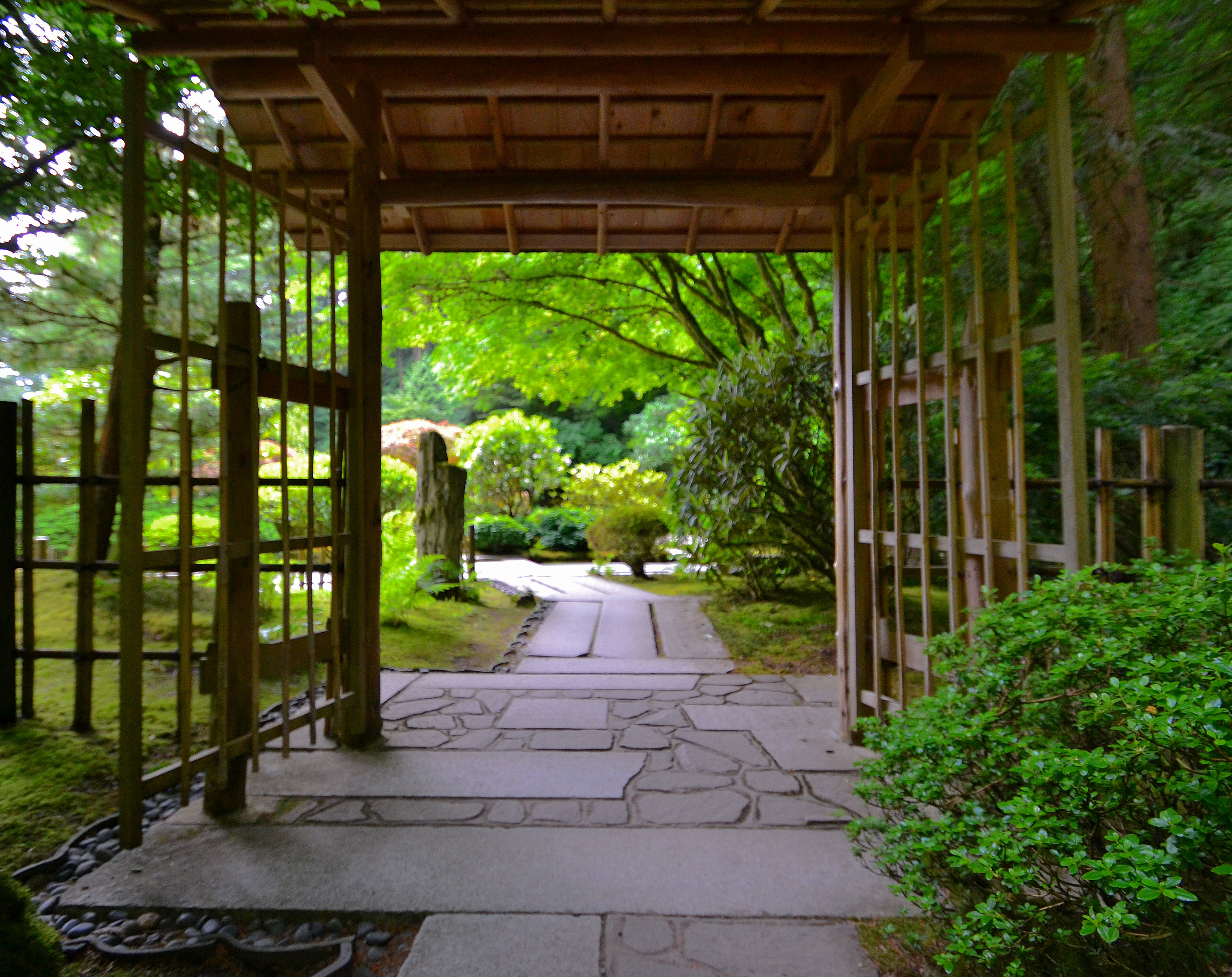 japanese garden essay Unlike most editing & proofreading services, we edit for everything: grammar, spelling, punctuation, idea flow, sentence structure, & more get started now.